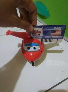 Mainan Anak Pesawat Super Jet