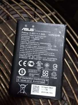 Baterai zenfone 2 laser z00rd original pabrik