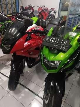 Ninja 150 RR 2013 Dp2,5Juta