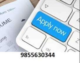 Fresher Male/Female Accountant Required