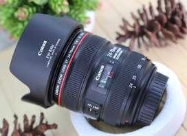 Canon 24-70mm F4 L IS USM Istimewa