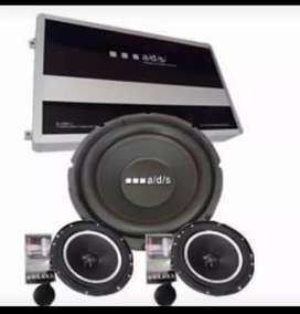 Paket audio xenia avanza mega bass