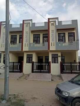 3bhk Villa house JDA 90%loan kalwar road Mnglam City 2.67 lakh subsidy