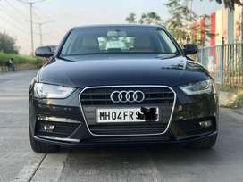 Audi A4 2012 Diesel Well Maintained