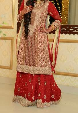 Awesome lengha condition 9/10  in reasonable price