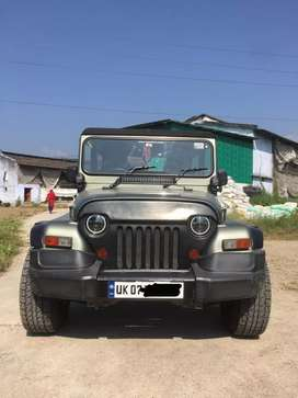 Modified mahindra thar up for sale