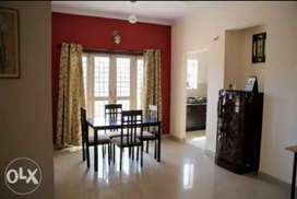 2 BHK flat semi furnished ready to move available for sale