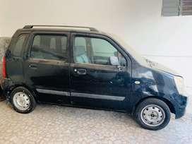 Waganor 2010  Model Black Color (CNG/Petrol)