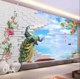 We can reach your expiration in decoration wallpapers