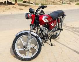 Honda cd100 (modified)