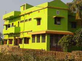 Double storeyed building at DHENKANAL Town