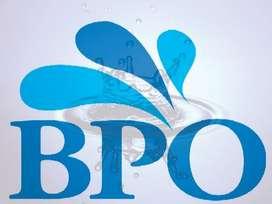 Bpo Executive (Inbound Process) 12th pass