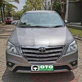 Toyota Innova 2.5 G Diesel AT 2014 Simpanan km 50rb