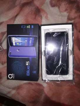Qmobile blue 5 bilkul dba pack