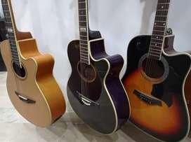 Brand New Acoustic Guitars
