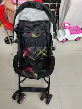 Baby stroller foldable unused in good condition