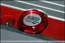 Tutup oli oil cap mugen for honda