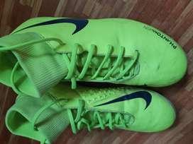 Nike kids football shoes