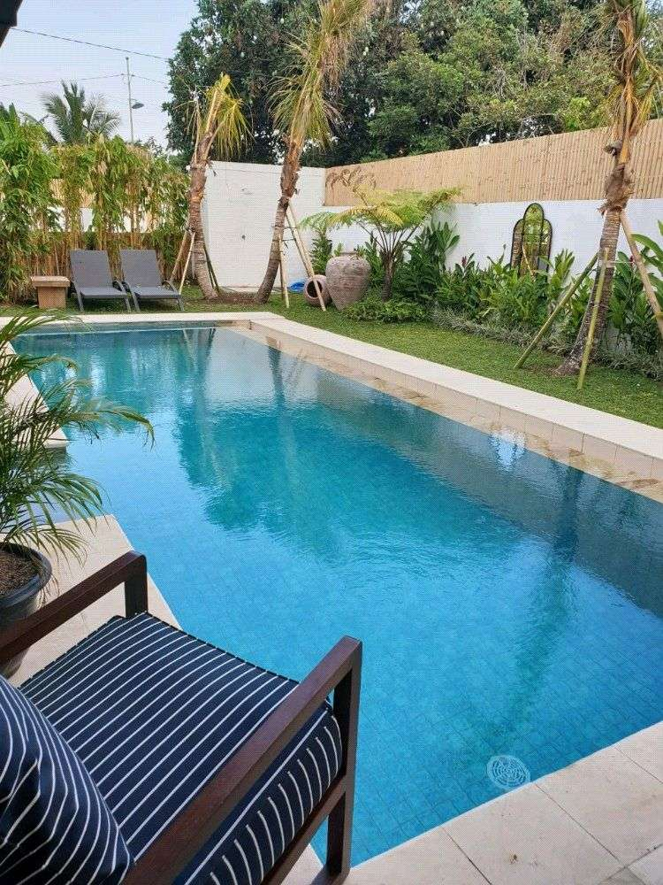 FAST SALE  RUMAH Villa style 2BR at lombok full furnished BUC 0