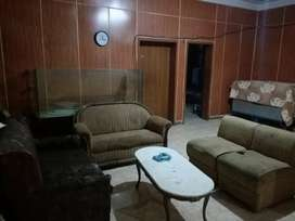 Fully furnished Room model town