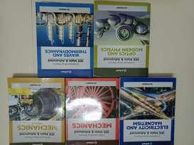 D.C.Pandey all 5 books full set