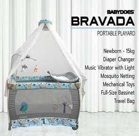 Box bayi babydoes bravada 1740 new