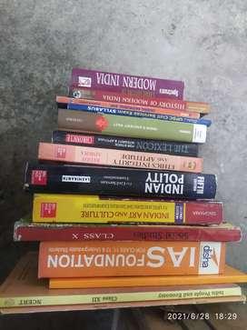 UPSC FULL BOOK SET