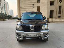 Mahindra Scorpio VLX 4WD Airbag Automatic BS-IV, 2011, Diesel