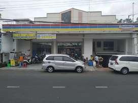 Di jual rmh+toko+gudang