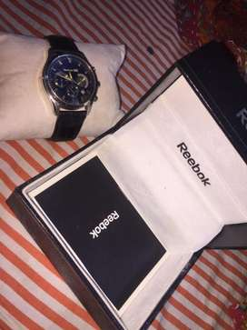 Reebok original watch! At 4000only