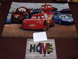 Beautiful car rug for children