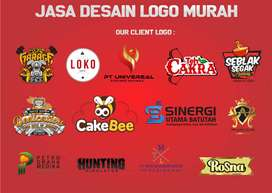 Desain Logo Murah Parah !!!