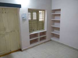 1BHK with a dining room in an Independent house