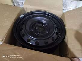 5 Brand new XUV 500 rims.All Black( Unused)