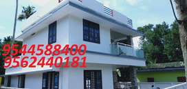 5 cent plot with 1800 sq.ft 4 BHK house in alummood