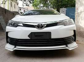 Body kits in new desighn for corolla 2018