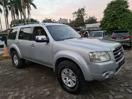 Ford everest 2.5 XLT 4x4 2007