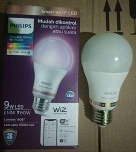 Lampu Philips Smart Wifi 9 Watt