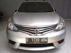 Nissan Grand Livina 1.5 SV MT 2014