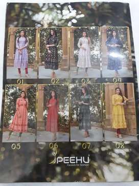Kurti Manufacturers and Wholesalers Retailers . Limited Stock.