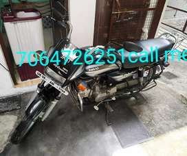 It is new good condition bike