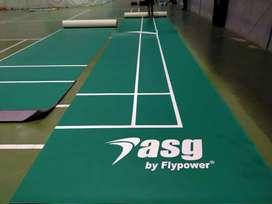 Jual Karpet Vinyl Badminton Flypower Harga Murah