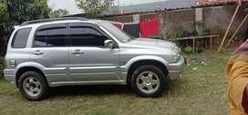 Dijual escudo 2.0 thn 2002