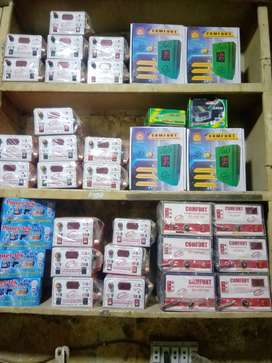 Battery charger quantity available