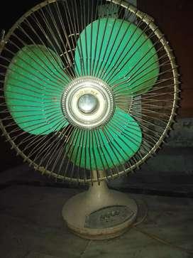 A working fan