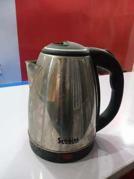 Electrical heater for tea and green tea