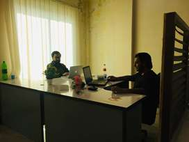 A hassle-free co-working space & shared workspace in Abbottabad