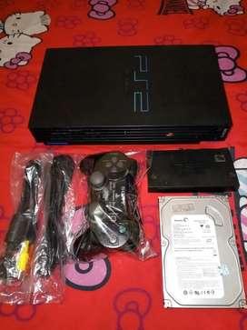 Ps2 hardisk 80gb