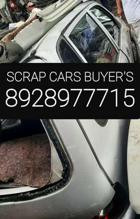 Use car scraps