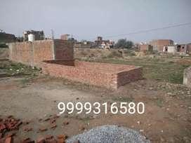 4000/-₹ per Gaj plot Noida 12 Months Emi per plots@